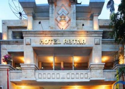 Hotel Ratna Bali Pintu Masuk