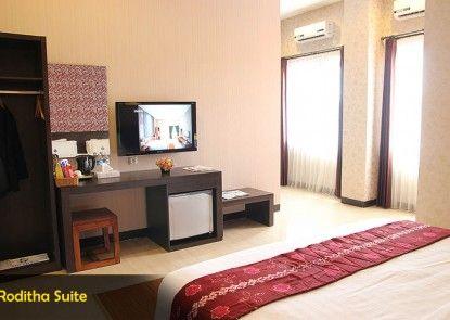 Hotel Roditha Banjarbaru Kamar Tamu