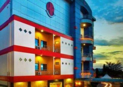 Hotel Roditha Banjarmasin Eksterior