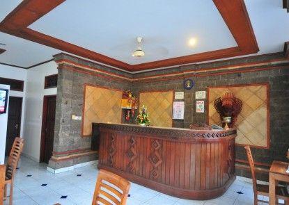 Hotel Sandat Kuta Penerima Tamu