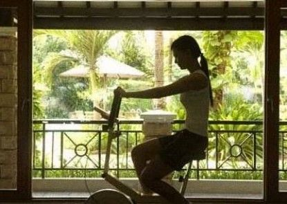Hotel Santika Cirebon Ruangan Fitness