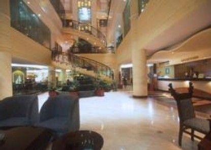 Hotel Sentral Lobby