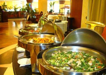 Hotel Sentral Makan Prasmanan