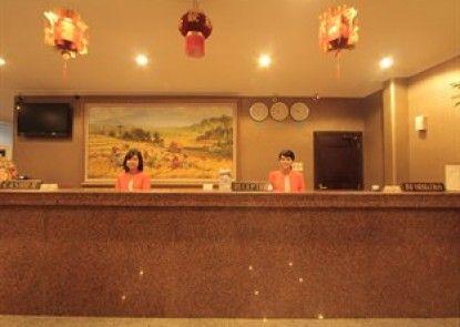 Hotel Sinar 3 Surabaya Teras