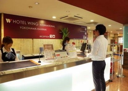Hotel Wing International Yokohama-Kannai