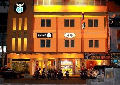 Hotel 61 Banda Aceh Eksterior