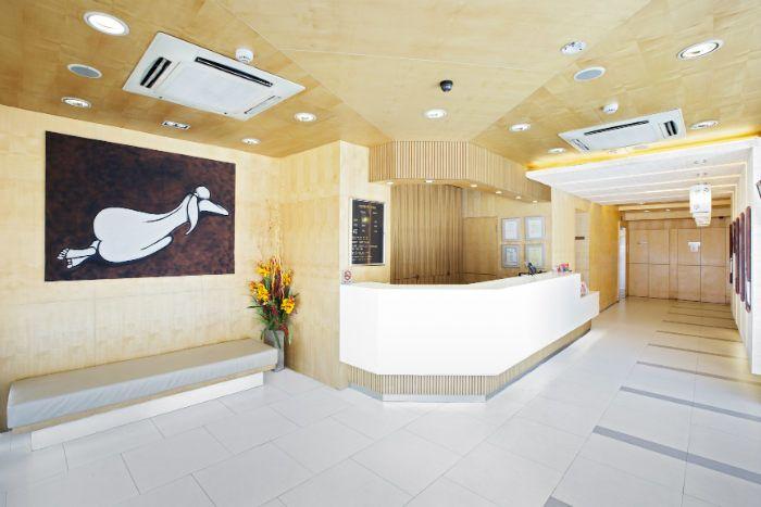 Hotel 81 Fuji, Novena