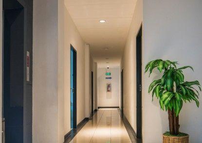 Hotel 88 Mangga Besar 120 Interior
