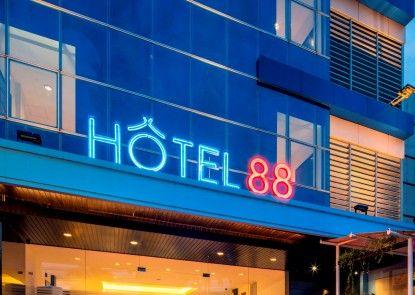 Hotel 88 Mangga Besar 120 Pintu Masuk