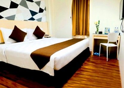Hotel 88 Mangga Besar 120 Teras
