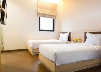 Hotel 88 Mangga Besar 62 Teras