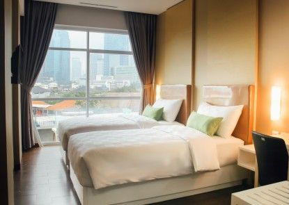 Hotel 88 Tendean Jakarta Kamar Tamu