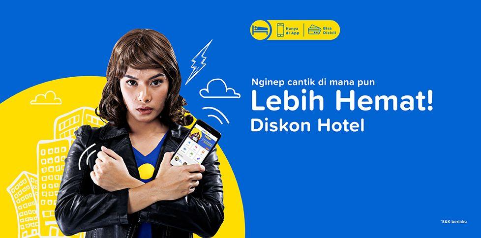 Promo Hotel Online Paling Murah hingga Rp 500.000