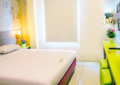 Hotel Aleander Kamar Tamu