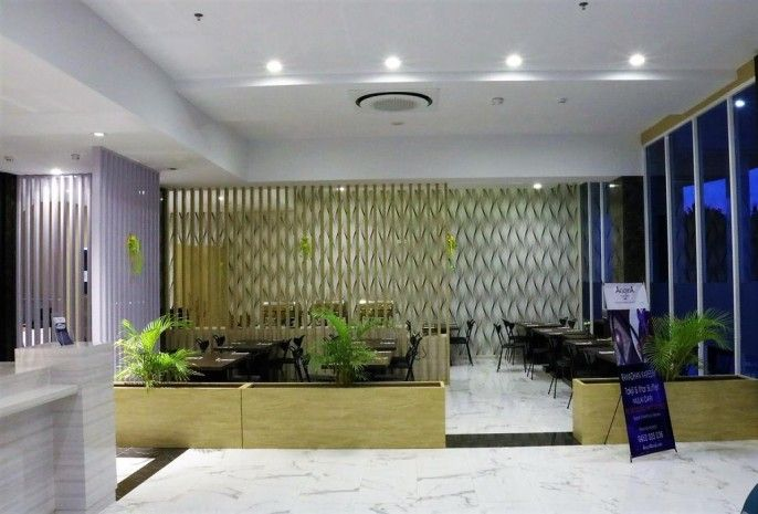 Ancyra Hotel By Continent - Poso, Poso