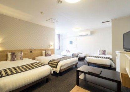 Hotel AreaOne Obihiro