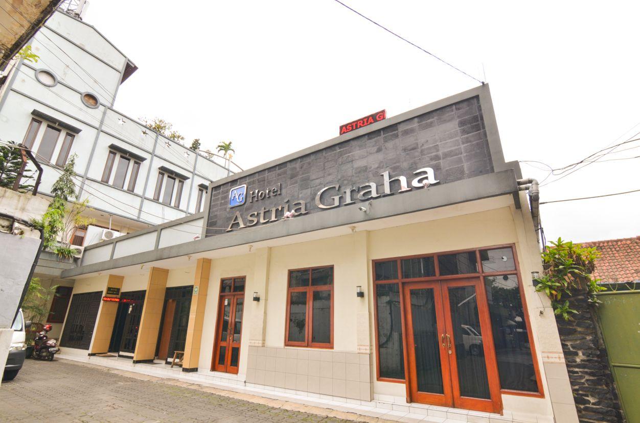 Hotel Astria Graha, Bandung
