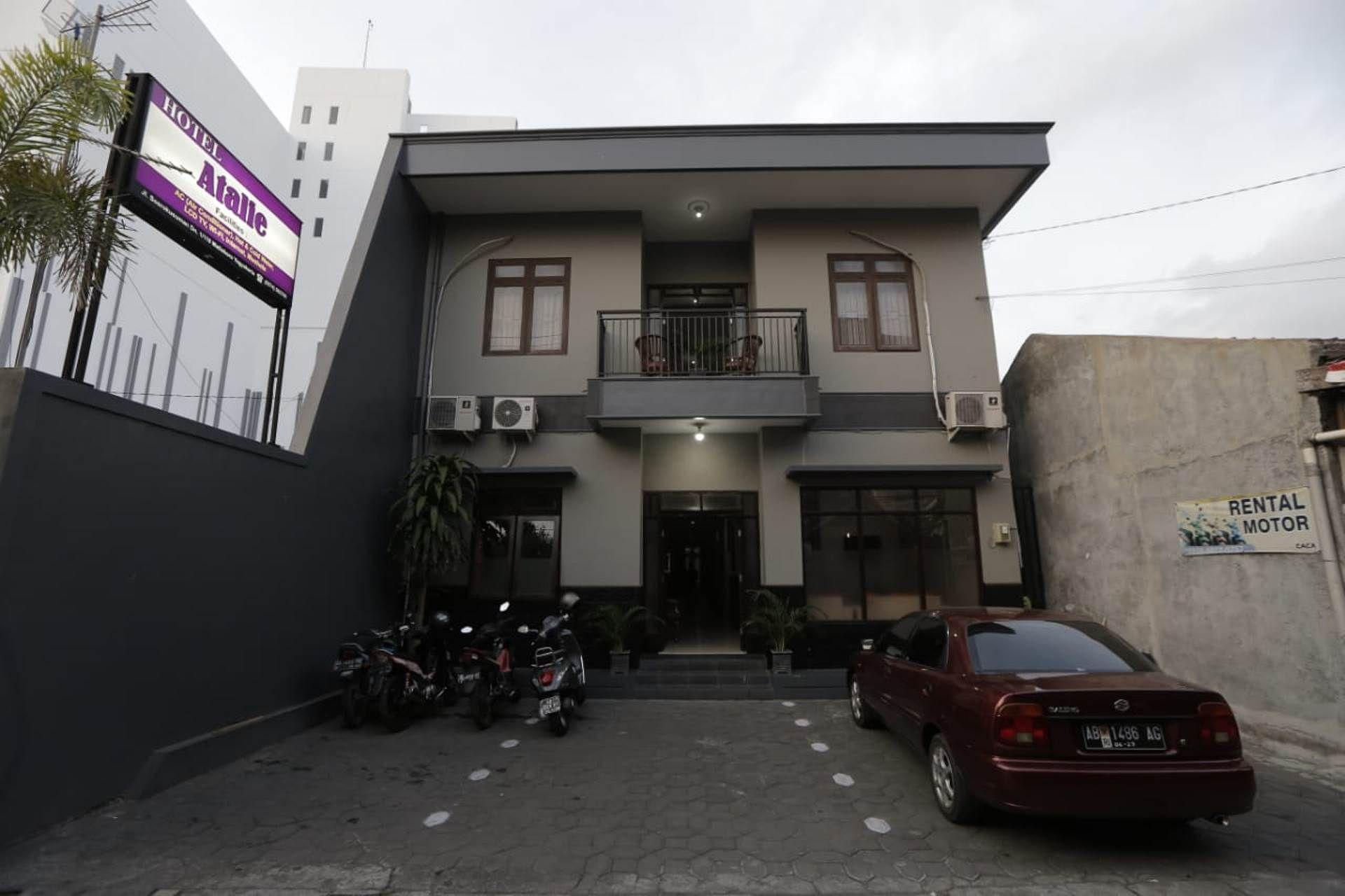 Hotel Atalie Malioboro by Yuwono Hospitality, Yogyakarta