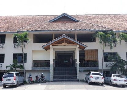 Hotel Augusta Garut Eksterior