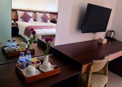 Hotel Bali Kepundung Denpasar Teras