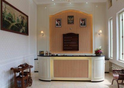 Hotel Besar Purwokerto Lobby