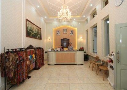 Hotel Besar Purwokerto Teras