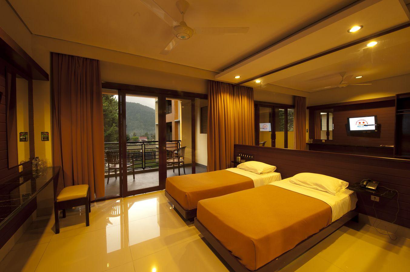 Hotel Bintang Tawangmangu , Karanganyar