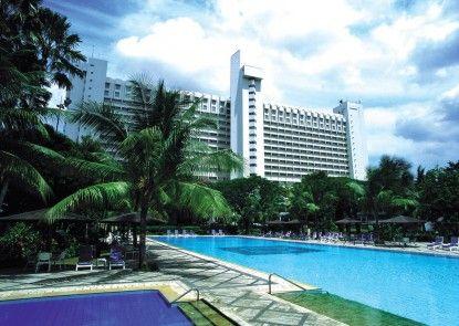 Hotel Borobudur Jakarta Eksterior