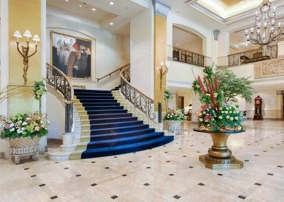 Hotel Borobudur Jakarta Lobby