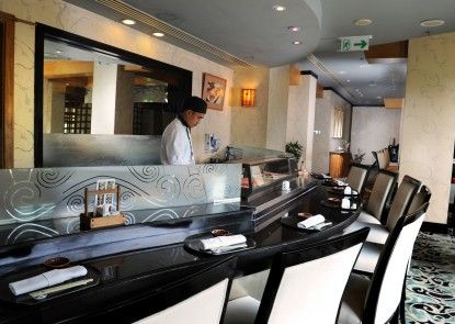 Hotel Borobudur Jakarta Restaurant Jepang