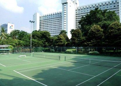 Hotel Borobudur Jakarta Fasilitas Rekreasi