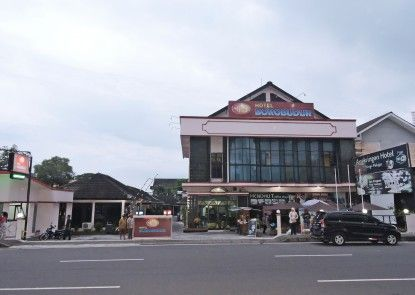 Hotel Borobudur Yogyakarta Eksterior