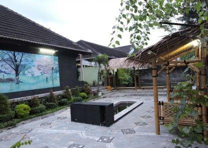 Hotel Borobudur Yogyakarta Taman
