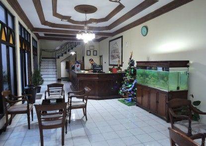 Hotel Borobudur Yogyakarta Penerima Tamu