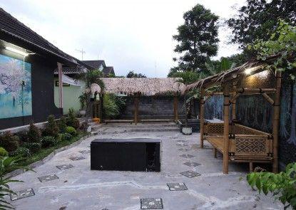 Hotel Borobudur Yogyakarta Kafe