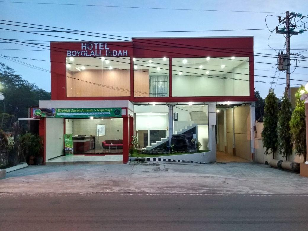 Hotel Boyolali Indah,Mojosongo