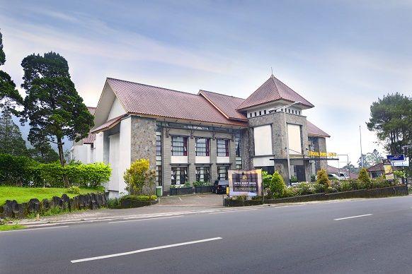 Hotel Bukit Indah Puncak, Cianjur