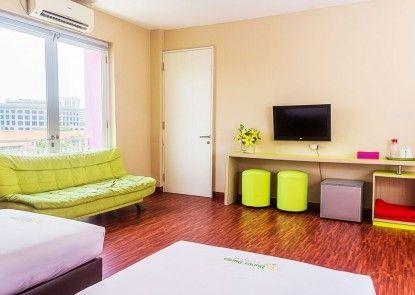 Hotel Bunga Bunga Kamar Tamu