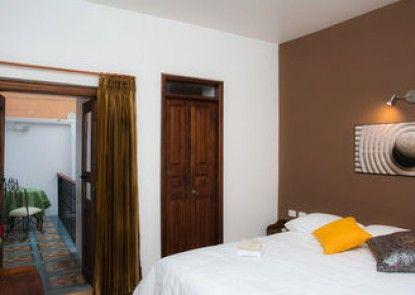 Hotel Casa Ecuatreasures Centro Histórico