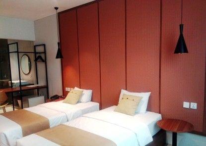 Hotel Cemerlang Bandung Kamar Tamu