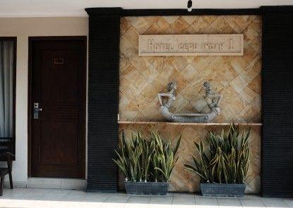 Hotel Cepu Indah 1 Teras