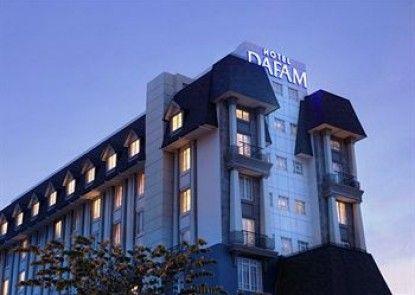 Hotel Dafam Semarang Teras