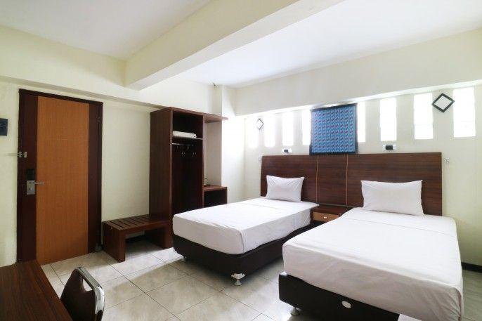 Hotel D Boegis, Jakarta Pusat