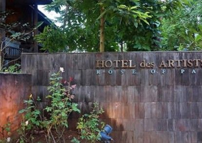 Hotel Des Artists Rose of Pai