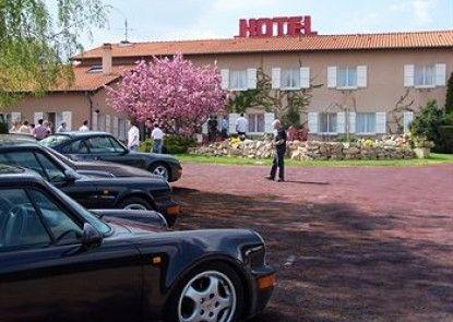 Hotel Des Grands Vins