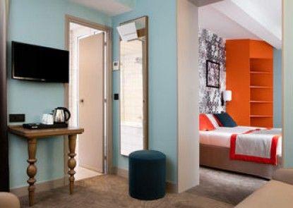Hotel Des Nations Saint Germain