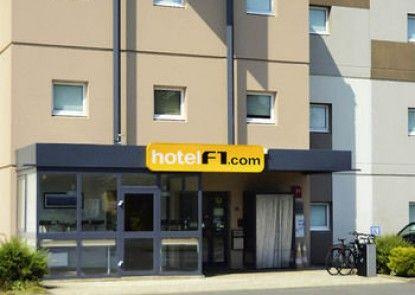 hotelF1 Avranches