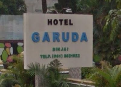 Hotel Garuda, Deli Serdang