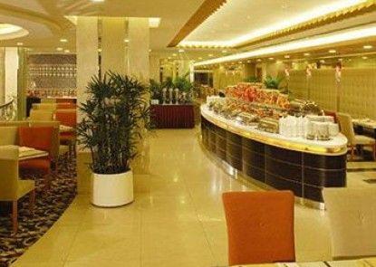 Hotel Golden Dragon Teras