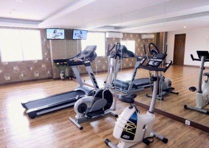Hotel Grand HAP Solo Ruangan Fitness